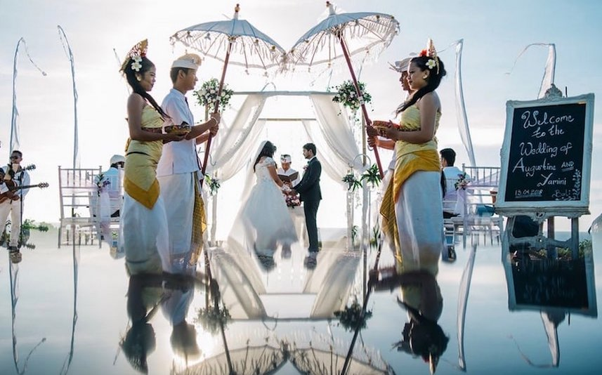 bali wedding tips