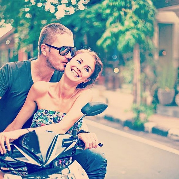 things to do on your bali honeymoon - scooter hire