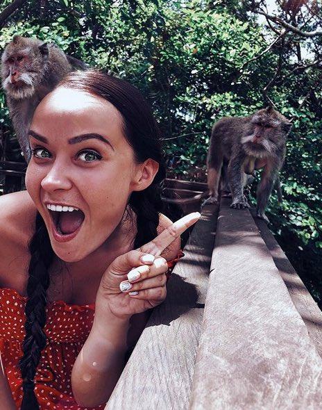 things to do on your bali honeymoon - ubud monkey forest