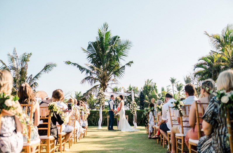 seminyak villa weddings