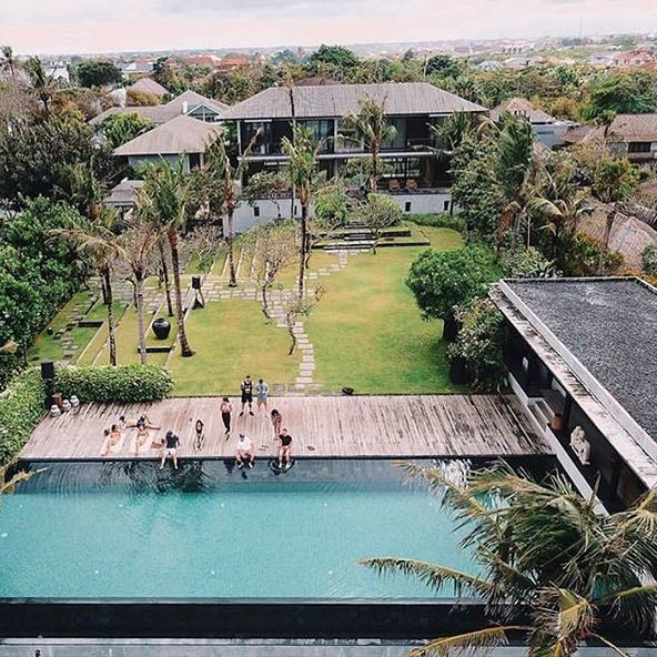 Arnalaya Beach canggu - best villas in bali to get married