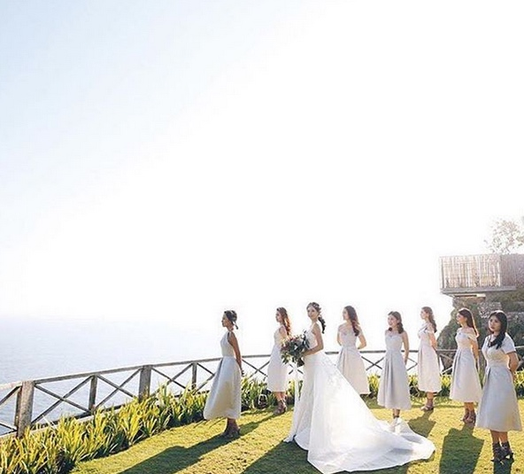 Khayangan Estate best wedding villas in bali