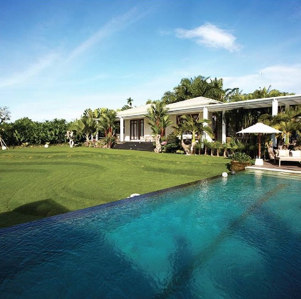 pure villa canggu - best villa to get married in bali