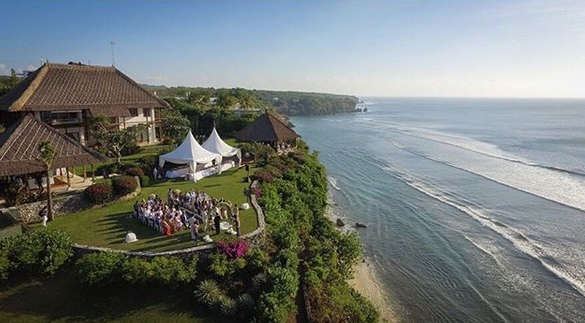 villa bayuh sabbha uluwatu - best villas to get married in bali