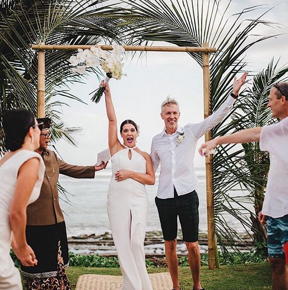 villa taman ahimsa - best villas to get married in bali