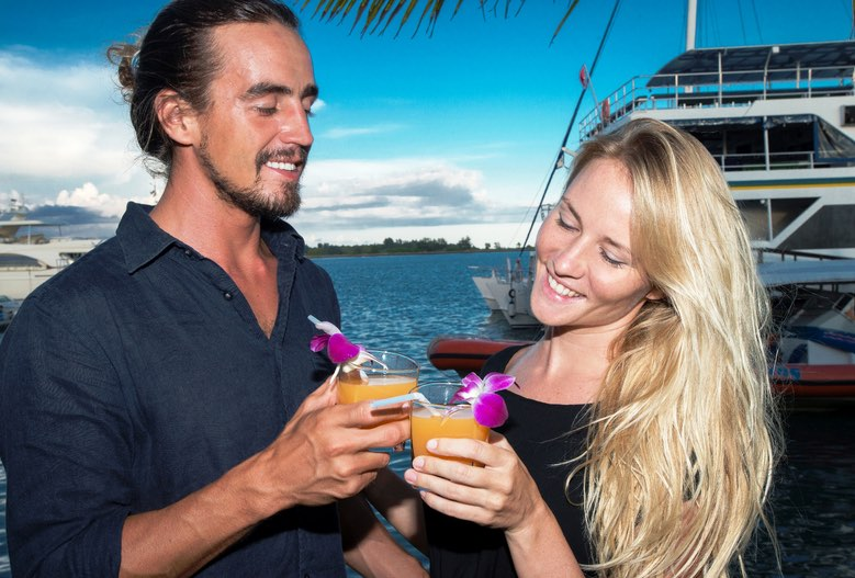 honeymoon in bali - bali hai cruises