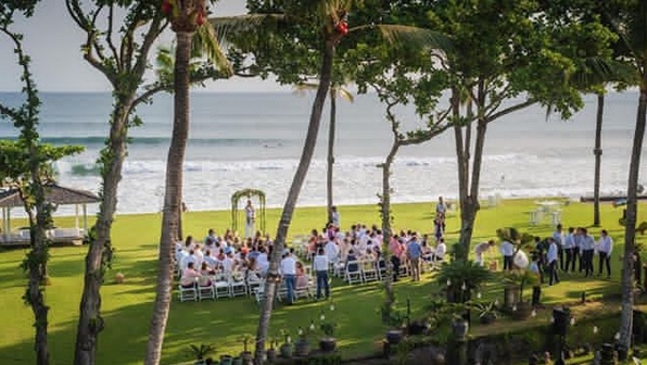 best bali wedding beach villas - Morabito Art Villa in Canggu
