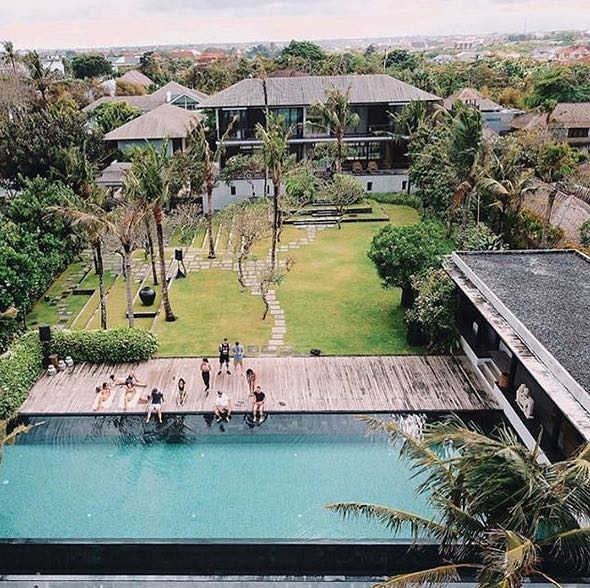 best bali wedding beach villas - arnalaya beach house