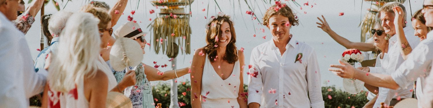 why choose your bali wedding