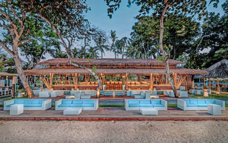 bamboo bar sanur - day clubs to chill after your bali wedding