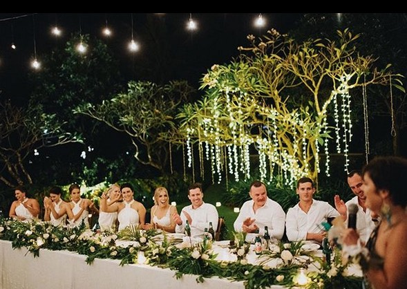 garden weddings bali