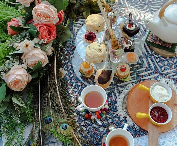high teas in bali