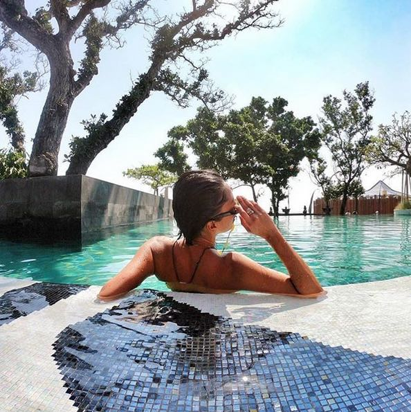 places to chill after your wedding - sugar sand seminyak