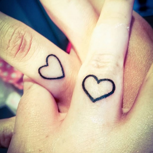 wedding tattoo ideas for bali brides & grooms