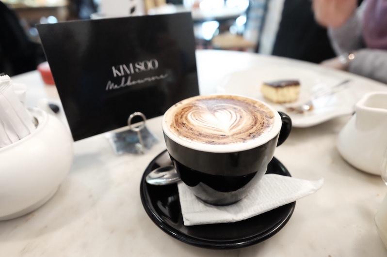 best coffee seminyak - kim soo