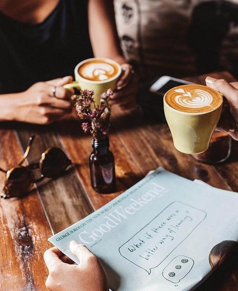 revolver cafe seminyak