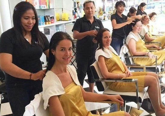 the shampoo lounge seminyak 9 best day spas in Seminyak for the girls