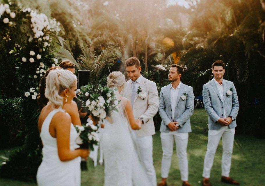 Alysha & Ed Wedding in Bali