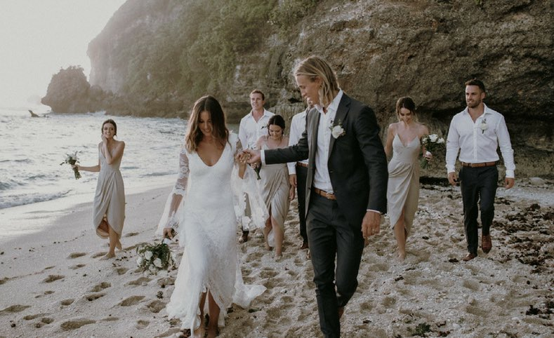 The Most Gorgeous Wedding Spots in Bali