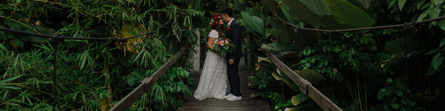 bali jungle wedding packages