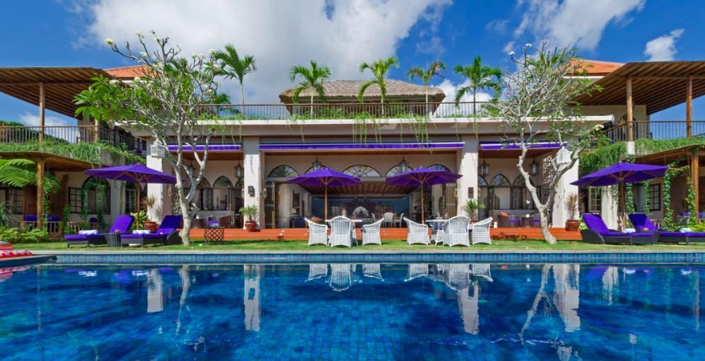 Villa Sayang d'amour seminyak wedding villas in bali