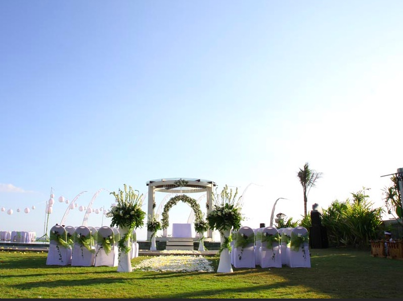villa phalosa wedding venue seminyak, bali