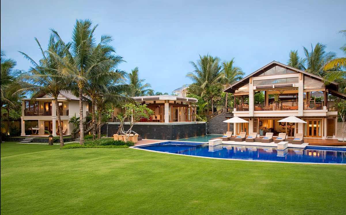 Villa Semarapura Canggu - Bali wedding villa