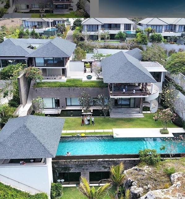 Sohamsa Ocean Estate uluwatu villas