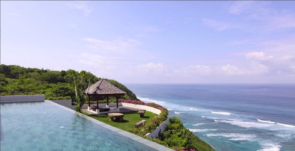villa surga one uluwatu wedding villas
