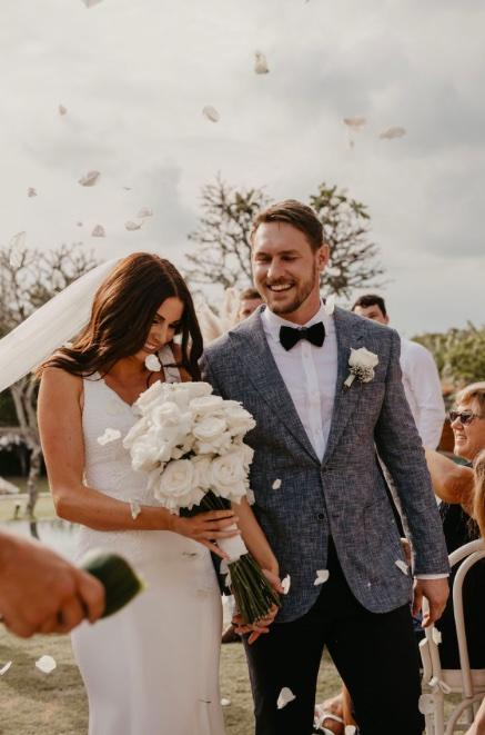 kirrily and luke bali wedding
